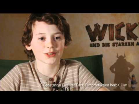 Wickie und die starken Männer (2009   Jonas Haemmerle Interview)
