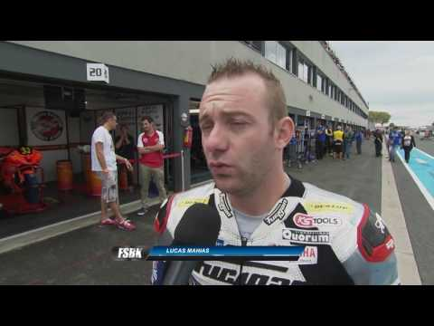 Fsbk - Albi : Supersport / Course 2