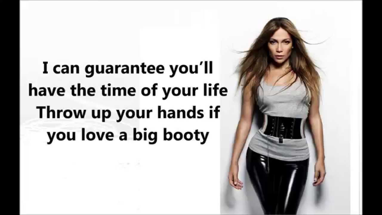 Jennifer Lopez Feat Pitbull Booty Lyrics   YouTube