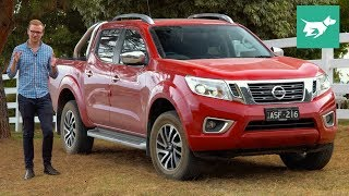 Nissan Navara 2018 review