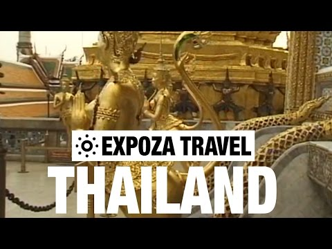 Thailand (Asia) Vacation Travel Video Guide