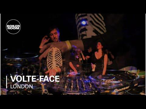 Volte-Face Boiler Room London DJ Set poster