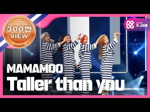 (Showchampion EP.176) MAMAMOO - Taller than you