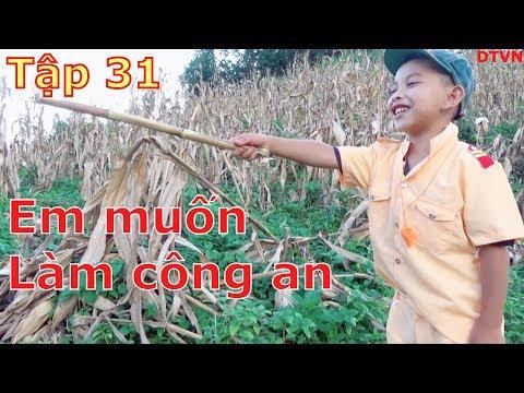 DTVN Vlog : (Tập 31) Bài học nhớ đời cho kẻ giám bắt nạt trẻ trâu ( ĐẠI CA LÀM CÔNG AN)