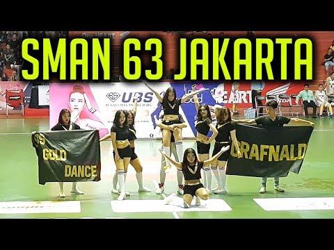 DBL DANCE PERFORMANCE 2017 - SMAN 63 JAKARTA (UBS GOLD DANCE)