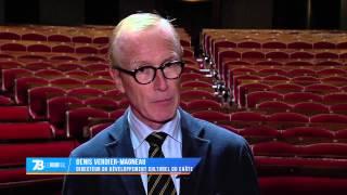 Patrimoine : découvrez la salle du Congrès de Versailles