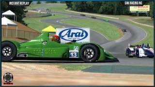 "iRacing: Road Warrior Round 17 HPD ""Petit LeMans"" - Missile On Rails"