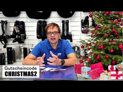 Weihnachtsüberraschung | Halcyon | DiveSupport