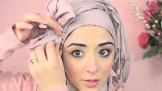 TUTORIAL HIJAB ALA HIJABER 2 FASHION MUSLIM