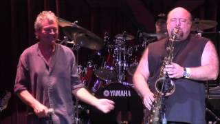 "randy cooke - drums - ian gillan live - ""have love will travel"""