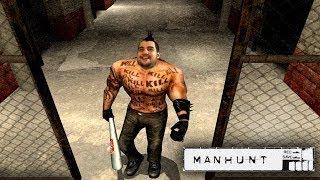 [18+] Шон играет в Manhunt (PC, 2003)