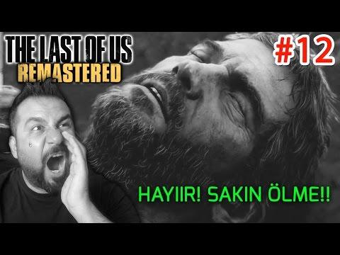 HAYIR JOEL SAKIN ÖLME! | THE LAST OF US #12