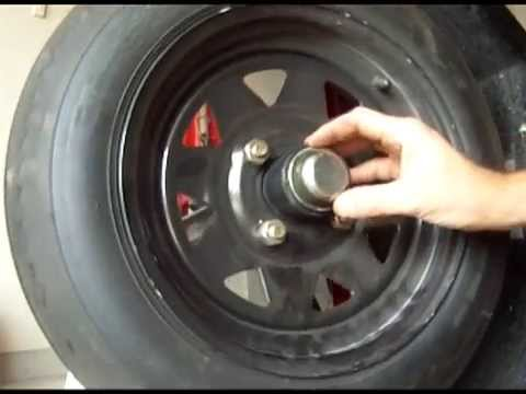 How to Remove Trailer Hub Bearings - Fast and Simple