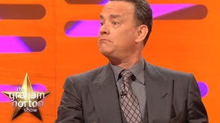 Tom Hanks Does An Amazing British Accent | The Graham Norton Show CLASSIC CLIP Video