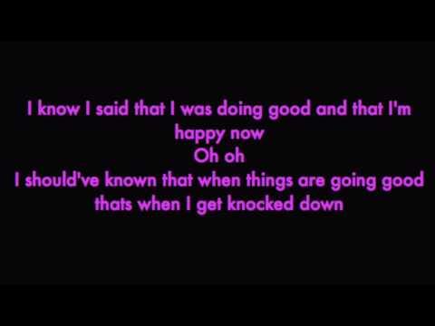 Paramore - Fake Happy lyrics