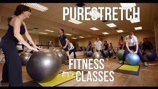 Improve Your Flexibility and Core Strength with PureStretch Fitness Classes!