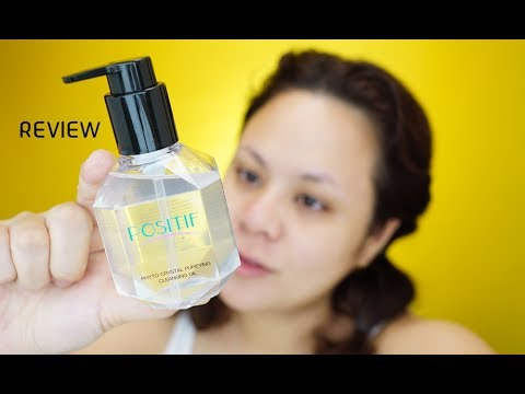Cinnamongal Review POSITIF Cleansing Oil ออยล์อุ่นจากญี่ปุ่น