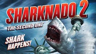 Thoughts on Sharknado 1&2