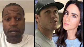 Stephen Jackson on the LUKE WALTON SUED FOR SEXUAL ASSAULT By Female Sports Reporter