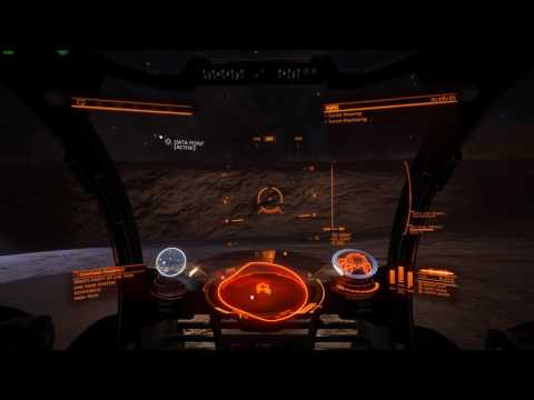 Elite: Dangerous - Showing Planetary Landings and Gas Giant Rings (no commentary) (1080p - 60 fps)