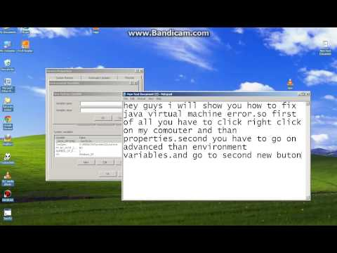 how to create java machine for minecraft