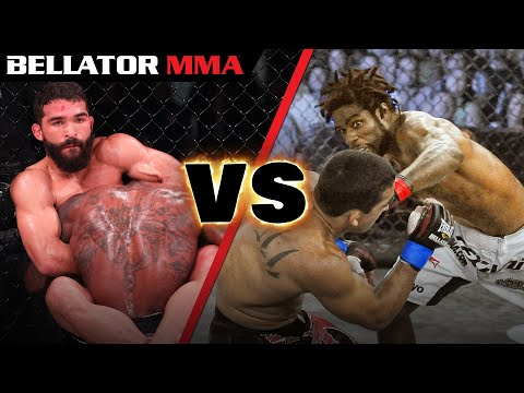 EPIC Rival Fights - Best Of Pitbull vs. Straus | BELLATOR MMA