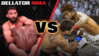 EPIC Rival Fights - Best Of Pitbull vs. Straus | BELLATOR MMA