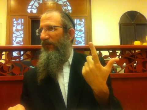 הרב ברוך וילהלם - תניא - ליקוטי אמרים - סיום פרק יב