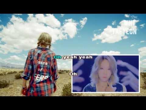 Why - Taeyeon (Karaoke/Instrumental)
