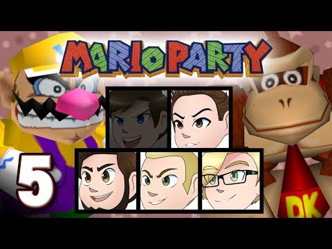 Mario Party: Zero Agency - EPISODE 5 - Friends Without Benefits
