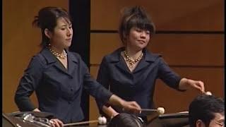 「となりのトトロ」より「風のとおりみち」 マリンバとマンドリン合奏