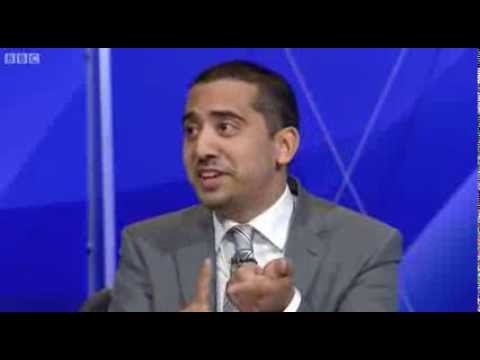 BBC Question Time - Mehdi Hasan scathing criticism of David Cameron