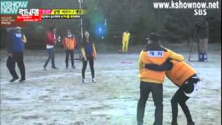 MONDAY COUPLE DODGEBALL