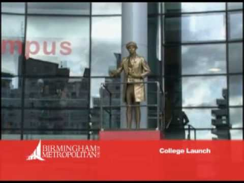 Birmingham Metropolitan College Launch