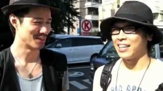 「鉄平・哲也の鉄の哲学」2010年7月13日配信分おまけ映像.