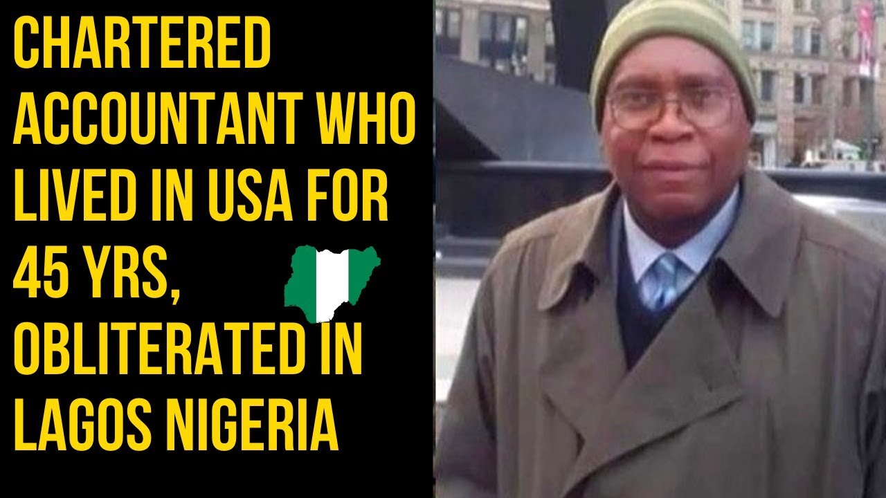 Shocking: Man was Obliterated in Nigeria after 45 Years in the USA // SAY IT LIKE IT IS  - Ep 117