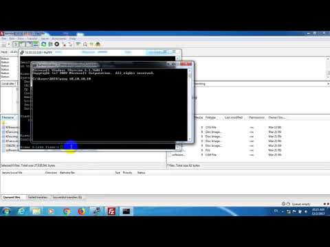 Repeat OmniSwitch 6860 USB Console Access by Demo Alcatel-Lucent