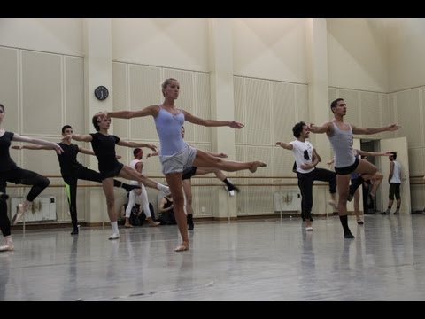 Cairo Opera Ballet Company rehearses for Zorba in spite of Shura Council statements