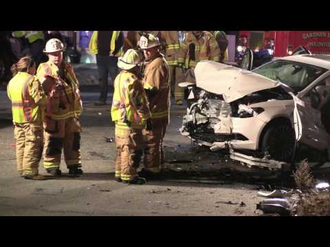 Mass Casualty Motor Vehicle Accident Salem Connecticut 2017.01.13
