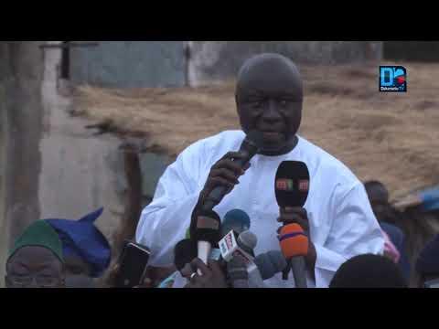 """Malem Hodar/ Idy très taquin à Macky :"""" Vaut mieux être """"dans le cœur des sénégalais""""plutôt que..."""""""