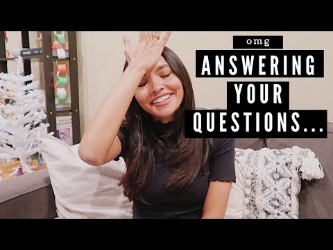Q&A 2019: MARRIAGE, REALITY TV FRIENDS, MY INSECURITIES + MORE    NICOLE ELISE
