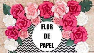 (0.15 MB) Flores de Papel Super Fácil - DIY Mp3