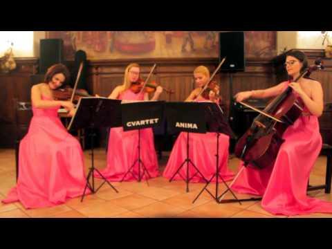 Cvartet Anima  Fairytale  Alexander Rybak