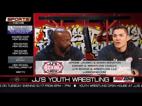 WI57 | The Sports News | JJ's Boxing | 10-15-17
