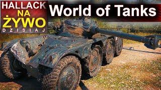 15 vs 15 kołowce vs reszta świata - World of Tanks - Na żywo
