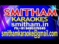 Mala mele thirivechu - Maheshinte Prathikaaram - Idukki Song karaoke with chorus