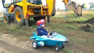 Broken tractors funny stories top 10 videos for kids