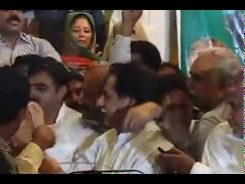 Sardar Ayaz Sadiq Speech PML NA-122 Lahore