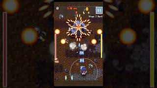 ShooMachi gameplay - an Android shmup