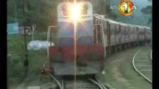 Live Video A Girl & Train accident. Sri Lanka Railway accident 11/04/2011. Girl Survived.